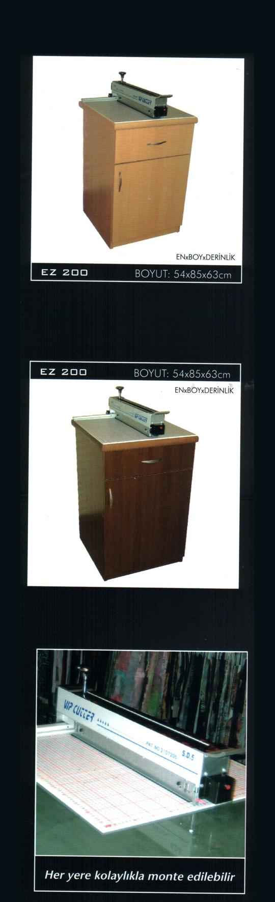 Kartela Kumaş Kesme Makinası Kumaş Kesim Makinası